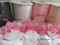 "3mm - 1/8"" Wholesale Double sided satin ribbon in Australia"