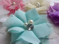 6cm Alisa fabric flower