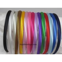 10mm Satin covered headbands
