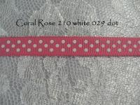 dot printed grosgrain ribbon Australia