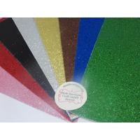 Fine glitter faux leatherette A5 pack