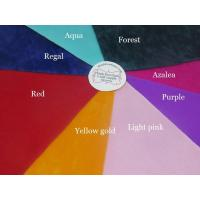 Velvet faux leatherette A5 pack